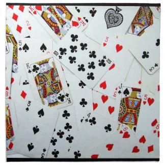 カードゲームを遊ぶこと ナプキンクロス