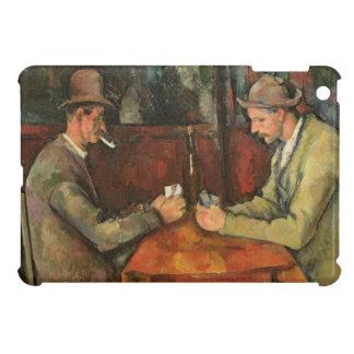 カードプレーヤー1893-96年 iPad MINI カバー