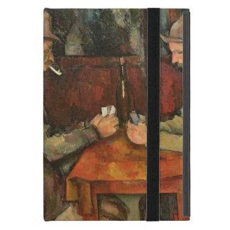 カードプレーヤー1893-96年 iPad MINI ケース