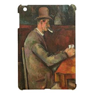 カードプレーヤー1893-96年 iPad MINI CASE