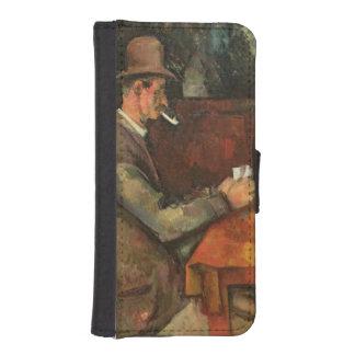 カードプレーヤー1893-96年 iPhoneSE/5/5sウォレットケース