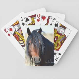 カード標準的な索引の顔を遊ぶこと トランプ