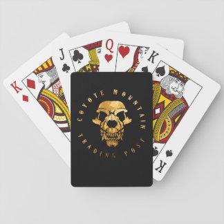 カード決定版を遊ぶコヨーテ山 トランプ