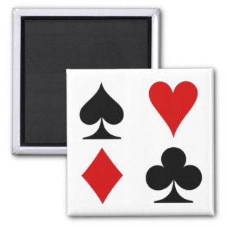 カード磁石を遊ぶこと マグネット