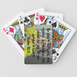 カード聖書の聖なる書物、経典を遊ぶこと バイスクルトランプ