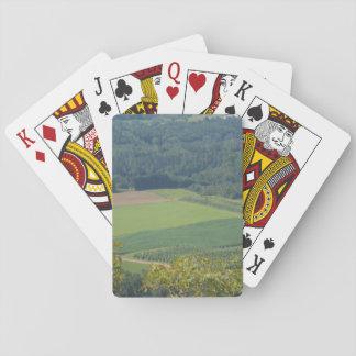 カード谷を遊ぶこと トランプ