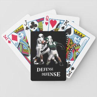 カード防衛を遊ぶこと バイスクルトランプ