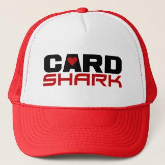 カード鮫の帽子 キャップ