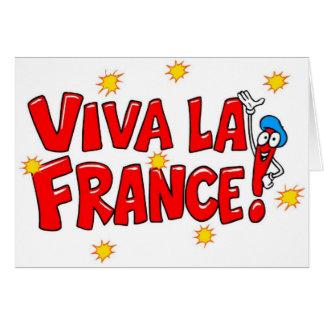 カードVivaのLaフランス! -すべての行事 カード