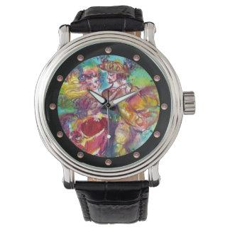 カーニバルのダンス/ベニス風の仮面舞踏会 腕時計