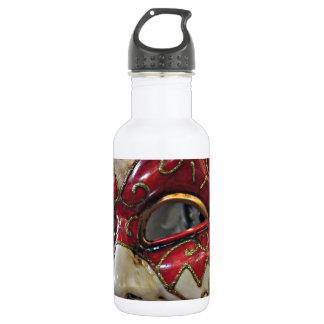 カーニバルのマスクのデザイン ウォーターボトル