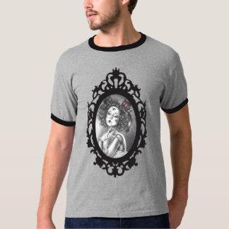 カーニバルの人形の人のTシャツのゴシックのTシャツ Tシャツ