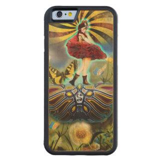 カーニバルの妖精木 CarvedメープルiPhone 6バンパーケース