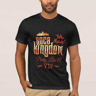 カーニバルのSocaの王国(あなたの文字) Tシャツ