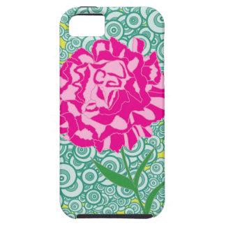 カーネーション Carnation iPhone 5 Case