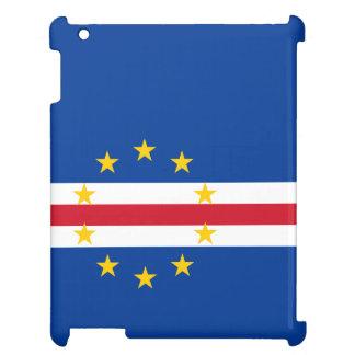 カーボベルデ共和国の旗 iPadケース