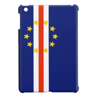 カーボベルデ共和国の旗 iPad MINIケース