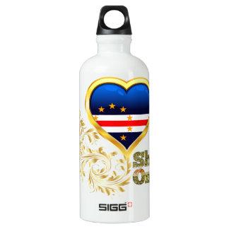 カーボベルデ共和国の輝やき ウォーターボトル