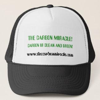 カーボン奇跡! 、カーボンはきれい、緑です! … キャップ