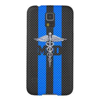 カーボン繊維の装飾の医者MDのケリュケイオン GALAXY S5 ケース