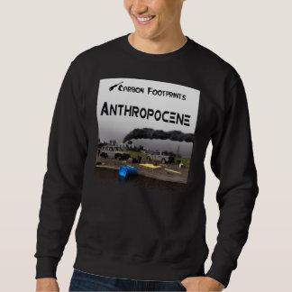 カーボン足跡- Anthropocene スウェットシャツ