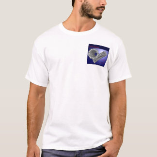 カーボンNanotubes (ポケット) Tシャツ