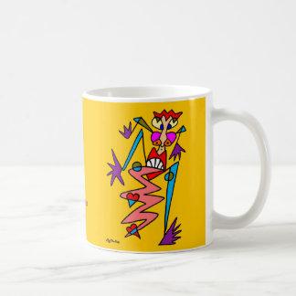 カーミットの妻のマグ コーヒーマグカップ