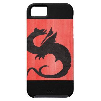 カールのドラゴン iPhone SE/5/5s ケース