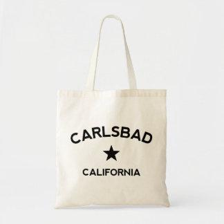 カールズバッドカリフォルニア トートバッグ