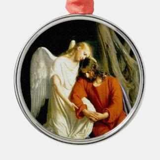 カールハインリッヒBloch 1805年著Gethsemane メタルオーナメント