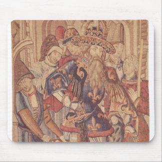 カール大帝Tournaiの研修会 マウスパッド