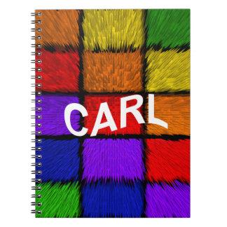 カール ノートブック