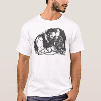 カール・マルクスおよびフリードリヒ・エンゲルスのTシャツ Tシャツ