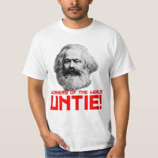 カール・マルクスか。 価値Tシャツ Tシャツ