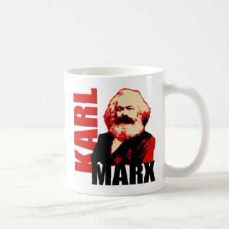 カール・マルクス、社会主義者及び共産主義者 コーヒーマグカップ