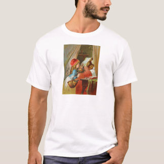 カールOffterdinger著赤ずきん Tシャツ