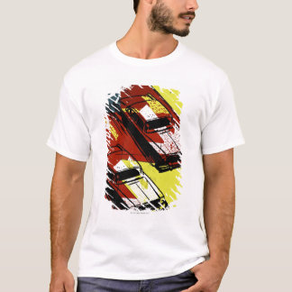 カーレース Tシャツ