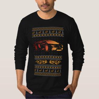 カーレース- Tシャツ