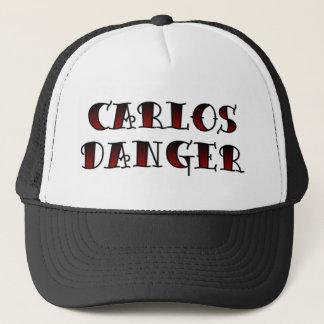 カーロスの危険 キャップ