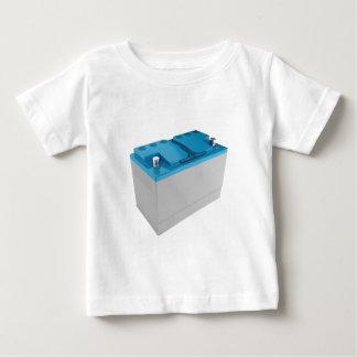 カー・バッテリー ベビーTシャツ