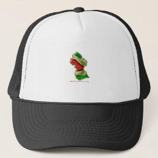 ガイアナの帽子の地図 キャップ