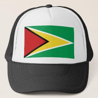 ガイアナの旗の帽子 キャップ