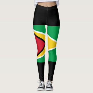 ガイアナの旗 レギンス