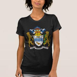 ガイアナの紋章付き外衣 Tシャツ