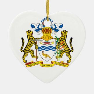 ガイアナの紋章 セラミックオーナメント