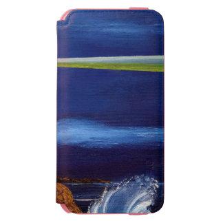 ガイディングライト(灯台芸術)の~ INCIPIO WATSON™ iPhone 6 財布ケース
