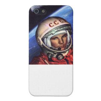 ガガーリンの宇宙ソビエト社会主義共和国連邦 iPhone 5 カバー