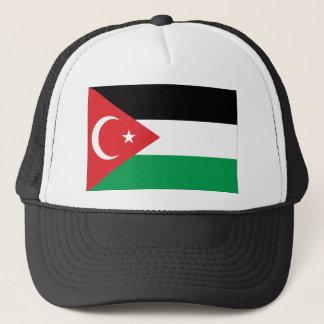 ガザトルコの団結の旗 キャップ