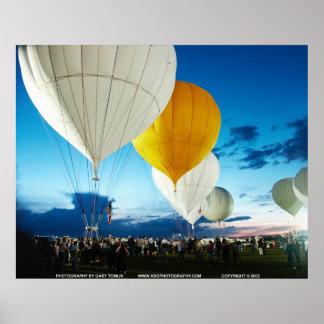 ガスの気球Race/GBTAC14 ポスター