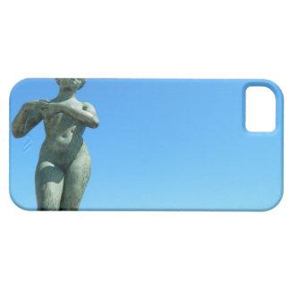 ガスパルde Portola、バルセロナのための彫像 iPhone SE/5/5s ケース
